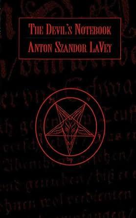 anton szandor lavey books pdf