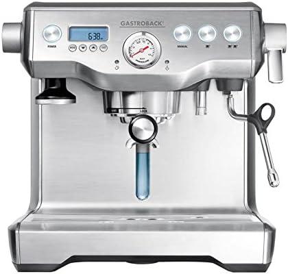 Gastroback 42636 - Cafetera (Máquina espresso, 2,5 L, De café ...