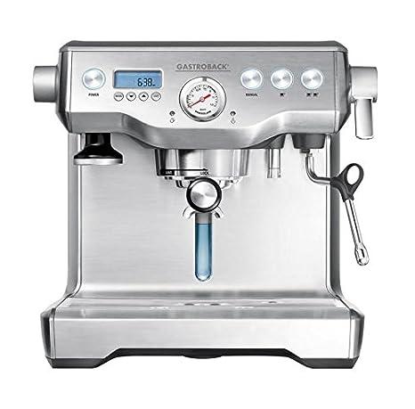 Gastroback 42636 - Cafetera (Máquina espresso, 2,5 L, De café molido