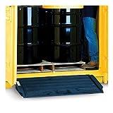 Ramp for ENPAC Job Hut Outdoor Drum Storage
