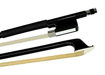 Junior Glasser 301H-1//2 Fiberglass Viola Bow