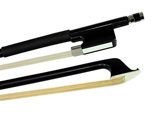 Glasser 301H-4/4 Fiberglass Viola Bow, Standard