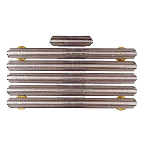 - Medals of America 16 Ribbon or Medal Mounting Bar Flush Spaced Silver