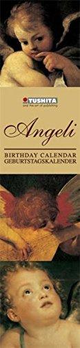 Angeli, Birthday Calendar; Geburtstagskalender (Slimline Birthday)
