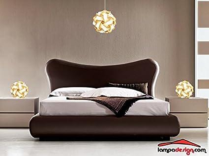 Lampadari Per Soffitti Bassi : Lampadario luminoso fiocco 25 cm per soffitti bassi come plafoniera