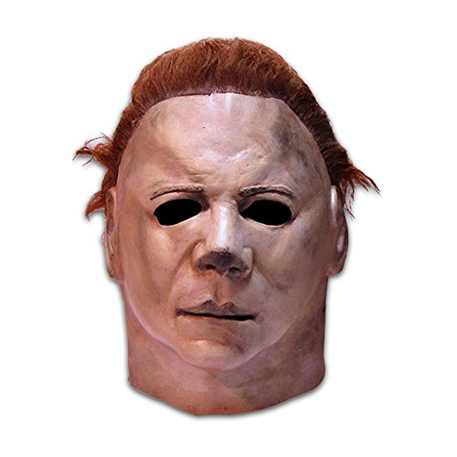 Mike Myers Costumes (Halloween II Michael Myers Kids Mask)