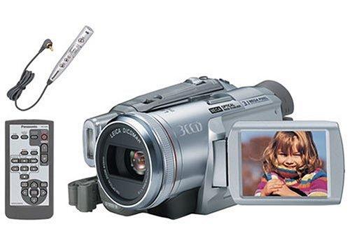 amazon com panasonic pv gs250 3 1mp 3ccd minidv camcorder w 10x rh amazon com Battery Panasonic 3CCD Panasonic AVCCAM 3CCD