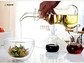 Atoz Prime 1PC High Temperature Spice Bottle Oil Vinegar galss