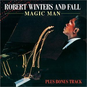 CD : Robert Winters - Magic Man (Bonus Track)