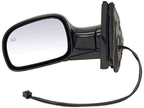 Dorman 955-1161 Chrysler / Dodge Driver Side Powered Heated Fold Away Side View Mirror