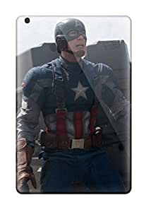 7262207I79967689 Scratch-free Phone Case For Ipad Mini- Retail Packaging - Captain America: The Winter Soldier Desktop by supermalls