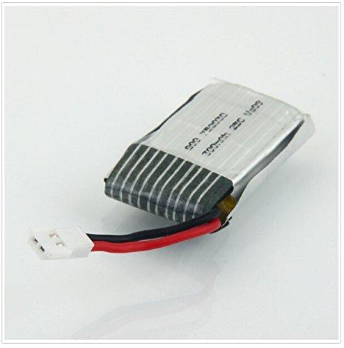 O-star Hubsan H107L H107C H107D JD388 Wltoys V252 V343 JD385 JJRC 1000/5000 F180 FY310B HCW553 HD1306 X2 X4 X4-003 3.7V 300mAh Battery + Charger