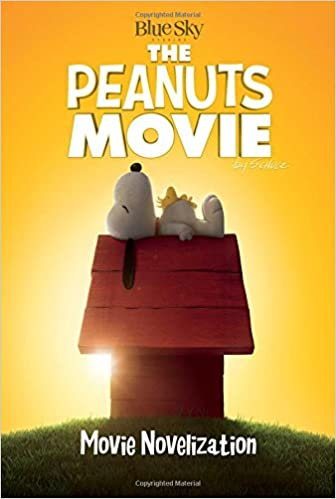 Peanuts Movie Novelization  Tracey West 160be9887d4a