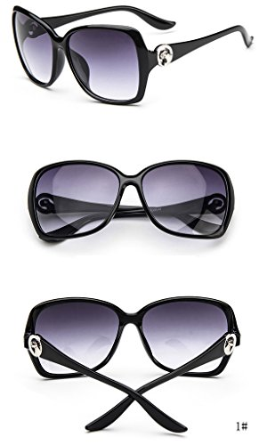 XENO-Hot Women's Fashion Designer Sunglasses Retro Vintage Shades Oversized Eyewear(bright - Sunglasses Poc Buy