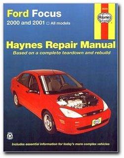 Haynes Ford Focus Manual (The Big Rv Venture compare prices)