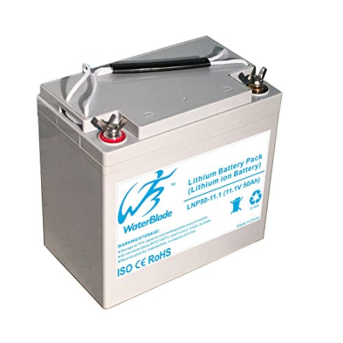 Lithium Battery For 12v Electric Trolling Motor Li Ion