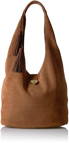 Bag Womens Saddle By Downtowner Drew Suede Barrymore Dear Hobo CwqS10Wx
