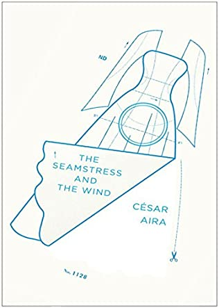 book cover of The Seamstress and the Wind