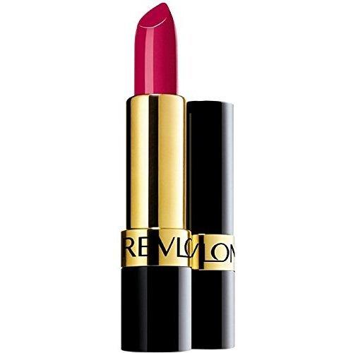 Revlon Super Lustrous Lipstick, Cherries In The Snow [440] 0.15 oz (Pack of 8)