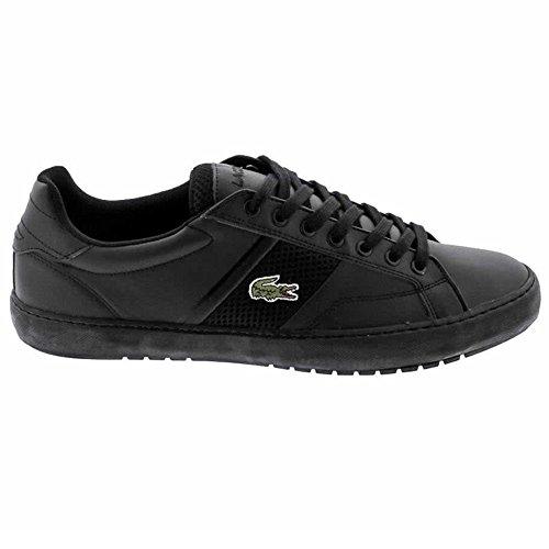 Sneakers Passanti Lacoste Uomo Terra 316, Nere, Taglia 9.5
