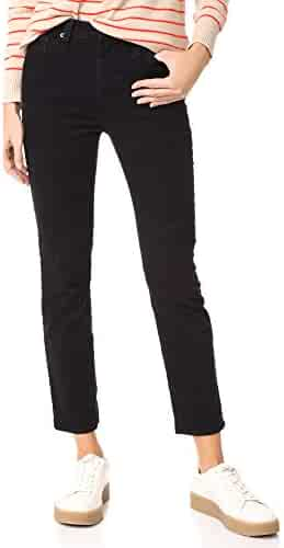 AG Adriano Goldschmied Women's The Isabelle Vintage Straight Leg Crop Jean,