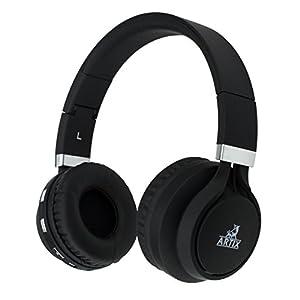 Bluetooth Wireless Headphones with Mic VolumeControl