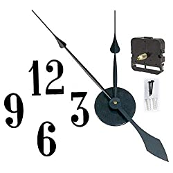 Takane Make a Large Wall Clock Up to 32 Inches in Diameter with This Simple Kit