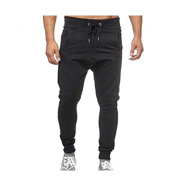 nueva temporada 100% de alta calidad clásico Pantalones Hombre Trabajo Multibolsillos Elasticos Pantalones Hombre  Chandal Anchos Pantalones Hombre Chandal