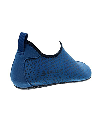 "BALLOP Schuhe ""Triangle blue"", V1-Sohle"
