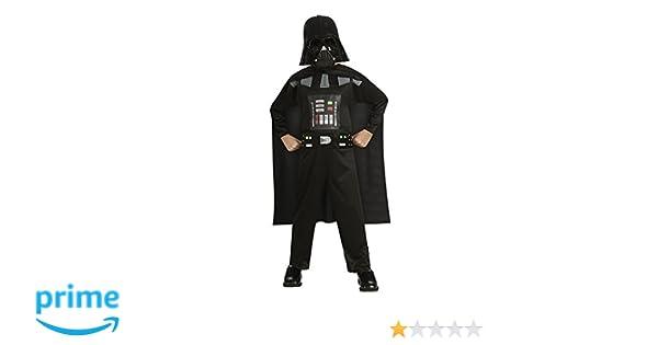 Rubies Darth Vader Disfraz Multicolor, L (7-9 años) RubieS 881660-L: Amazon.es: Juguetes y juegos