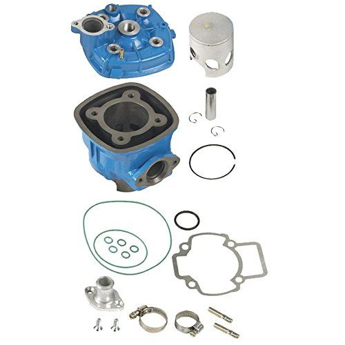 TOP PERFORMANCE 99.2059.0 KIT CILINDRO 'DUE PLUS' TOP PIAGGIO H20 Ø 47, 6 R4R