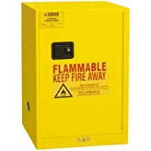 Durham FM Approved 1012M 50 Welded 16 Gauge Steel Fire Safety Manual Door  Cabinet,