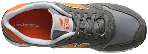 New Balance ML565 D, DG dark grey DG dark grey