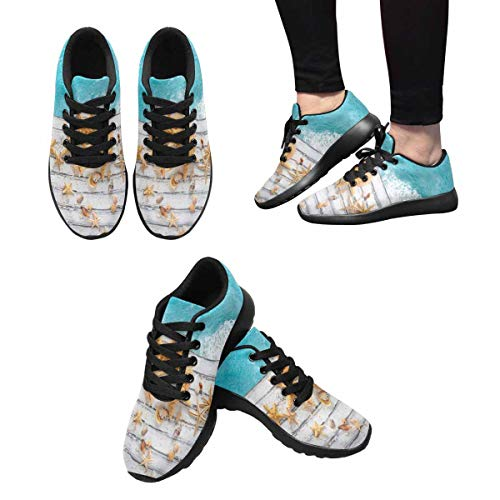 11 Cross InterestPrint Multi Running Sneakers Women's Trainers wCYvq