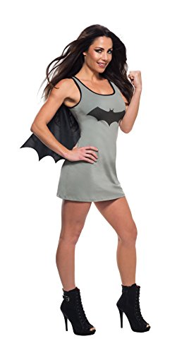 Rubie's Women's DC Superheroes Batgirl New 52 Series Tank Dress, Multi, Large