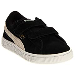 "Born in 1968, the Suede was a warm-up shoe made infamous by athletic greats such as basketball's Walt ""Clyde"" Frazier and the track's Tommie Smith. It hit new levels of fame during the '80s dawn of b-boys and hip hop beats, and, to this day, ..."