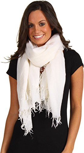 Chan Luu Women's Cashmere and Silk Scarf - Cashmere Shell Shopping Results