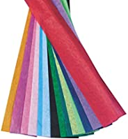 S&S Worldwide GP118240 Tissue Paper Strips (Pack of