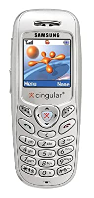 Samsung C207 ? Silver ? AT&T ? GSM