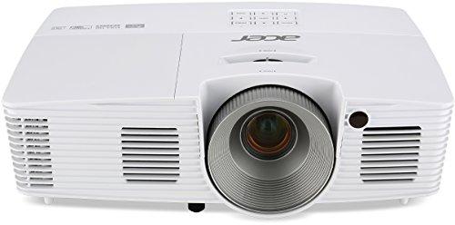 Acer H6517BD 3D Full HD DLP-Projektor (3D, 3200 ANSi Lumen, Kontrast 10.000:1, 1920 x 1080 Pixel, 144 Hz Triple Flash, HDMI/MHL) weiß