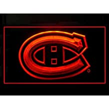 Montreal Canadiens Hockey Led Light Sign