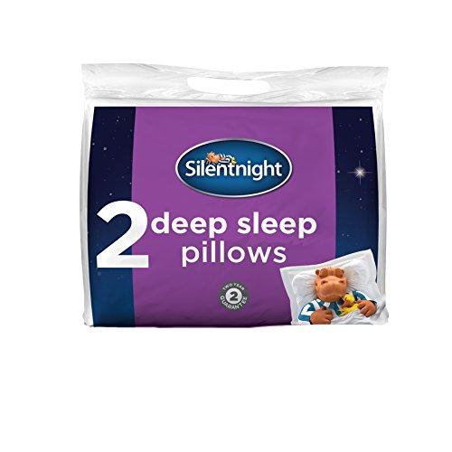 Silentnight Deep Sleep Pillow Pair