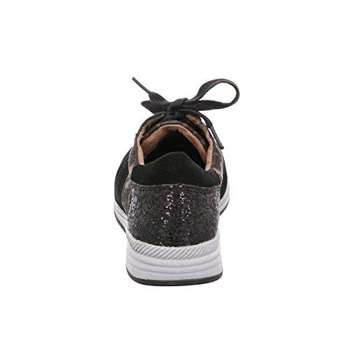 Jenny Granville Damen Sneakers Schwarz