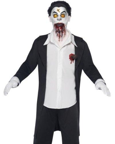 Smiffys Haemon Living Dead Doll Vampire Adult Halloween Costume -