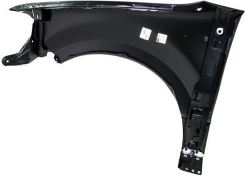 Crash Parts Plus Front Passenger Side Primed Fender Replacement for 2006-2008 Ford F-150