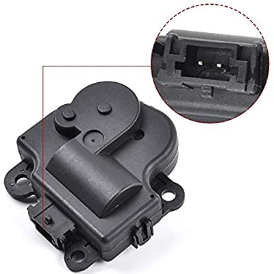 OTUAYAUTO HVAC Air Door Actuator 604-108 52409974 - for Chevy Impala 2004-2013, Replace OEM: Replaces# 1573517, 1574122, 15844096, 22754988, 15-74122: Automotive