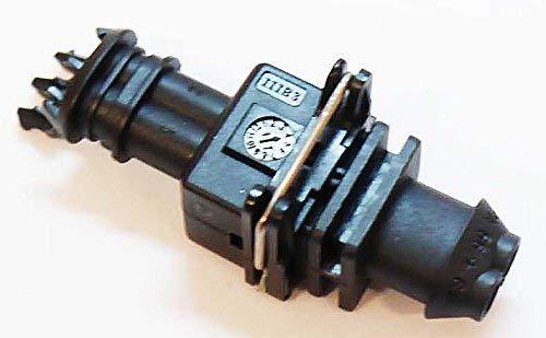 1 x Uomo JPT Junior timer di energia 2 PIN EV1 Iniettore di combustibile CONNETTORE KIT