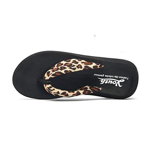 Dames Respirante De 38 black Semelle Chaussures Plage Tongs Intérieure Shangxian Avec Eva Black Accueil Été dAEqZwZ8x