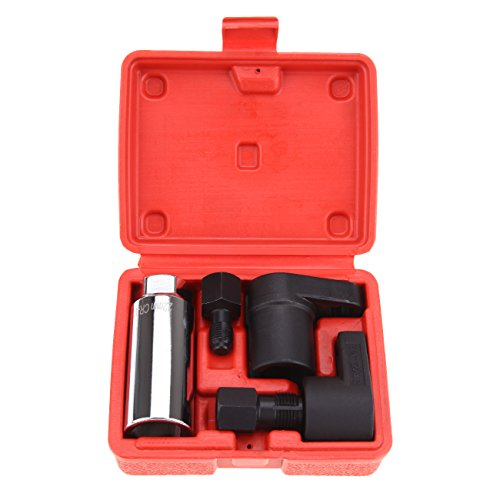 Ambienceo 5PCS Oxygen Lambda Sensor Socket Thread Chasers Tool Set Car Garage Repair Kit by Ambienceo (Image #1)