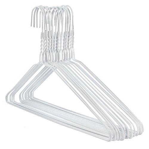 Hangerworld - Drahtkleiderbügel Metallkleiderbügel, 50 Stück ...